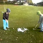 Practice Golf – My Way