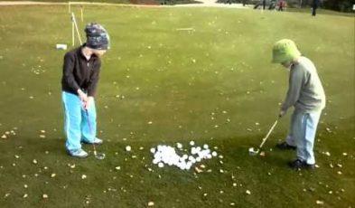 Practice Golf – My Way