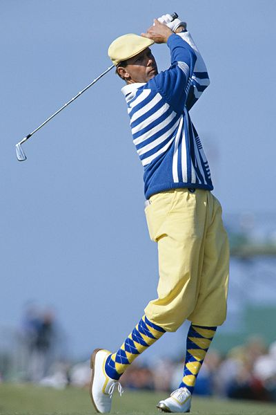 Knickers golf pants