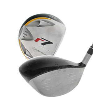 The TaylorMade r7 460: An Oldie but a Goodie