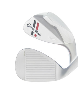 Background of the TaylorMade ATV Wedges