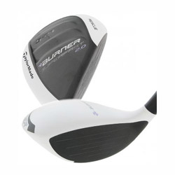 TaylorMade Burner Superfast 2.0 Rescue Women's Club