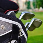 Bringing golf wedge to course