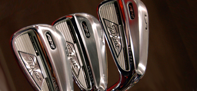 What to Know When Shopping for Titleist Used Irons