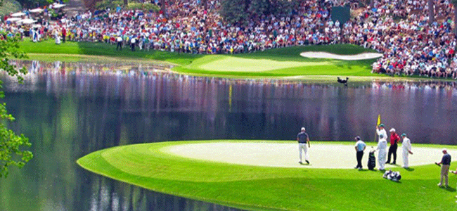 Tickets to the 2014 Masters Golf Tournament