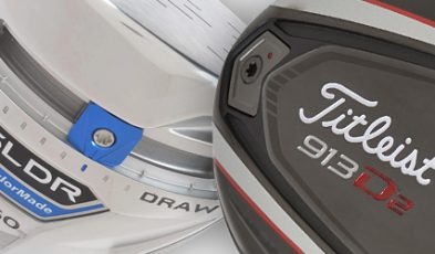 golf drivers used on tour