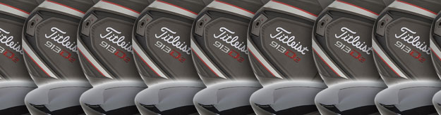 More Pros are Choosing Titleist 913D2 Drivers