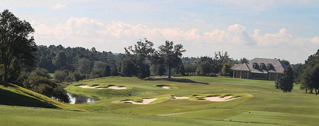 Best Winter Golf Destinations on the Gulf Coast