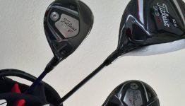 titleist clubs from golf bag