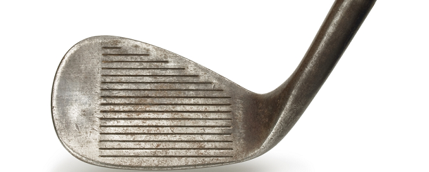 Cleaning Up Old Golf Equipment