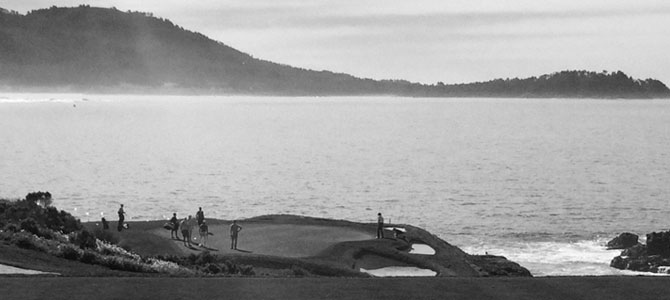 Memorable Moments from the AT&T Pebble Beach Pro-Am