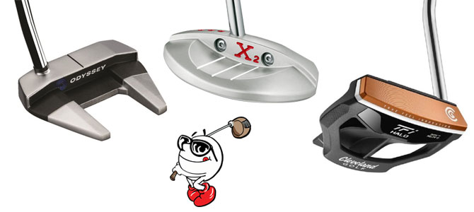 Best Putters for Players with Straight Strokes