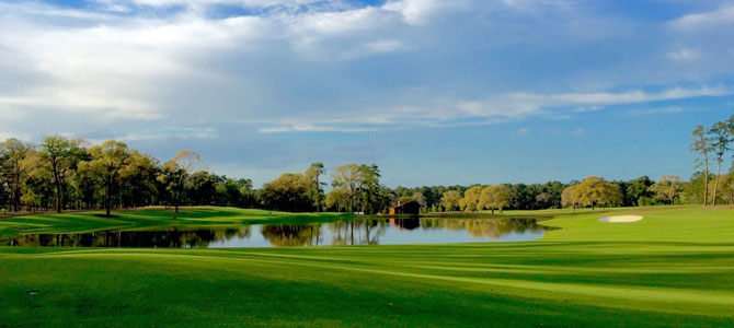 Tiger woods 39 new golf course is now open 3balls golf for Bluejack national
